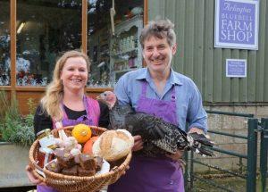 Bluebell walk Farm shop