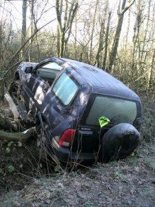 Car crash in Arlington