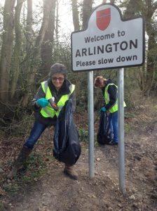 arlington tidy up